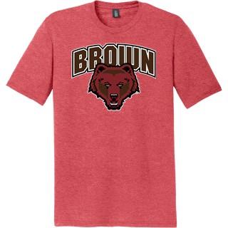 a3536af2247ee Nike Legend Short Sleeve T-Shirt - Brown University Bears - Sideline ...